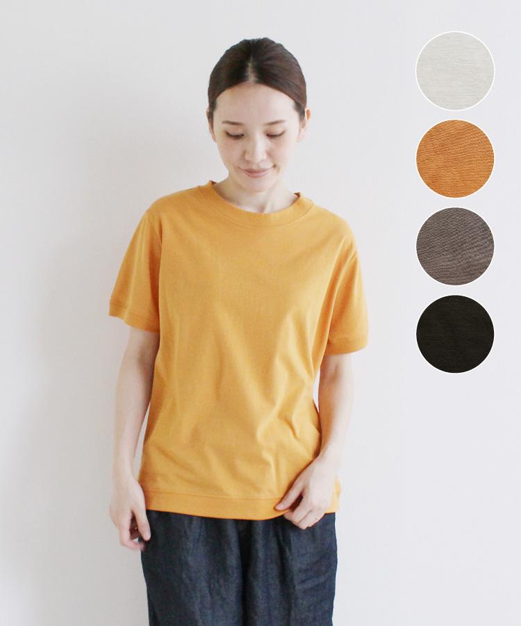 【nofl】オーガニックコットンTシャツ